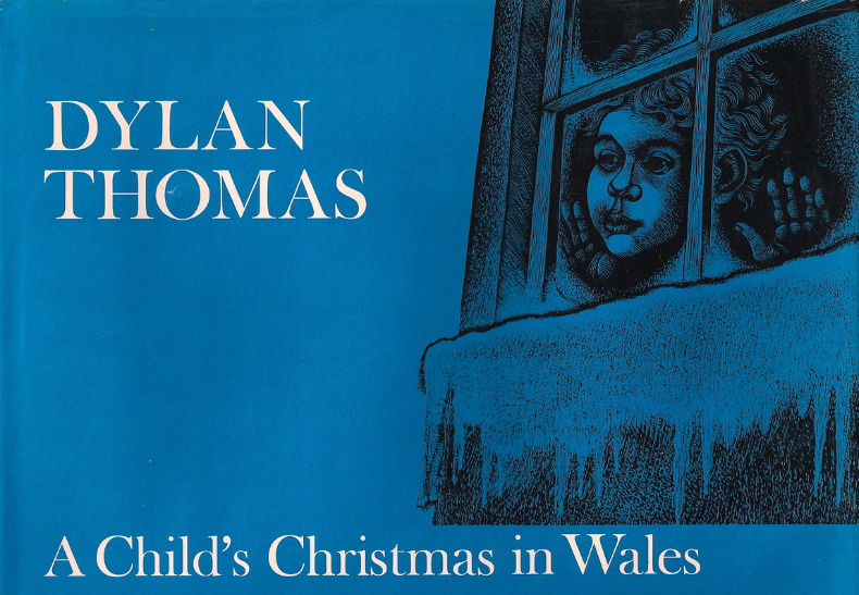 A Childs Christmas In Wales.A Child S Christmas In Wales Dylanthomaswales Org Uk